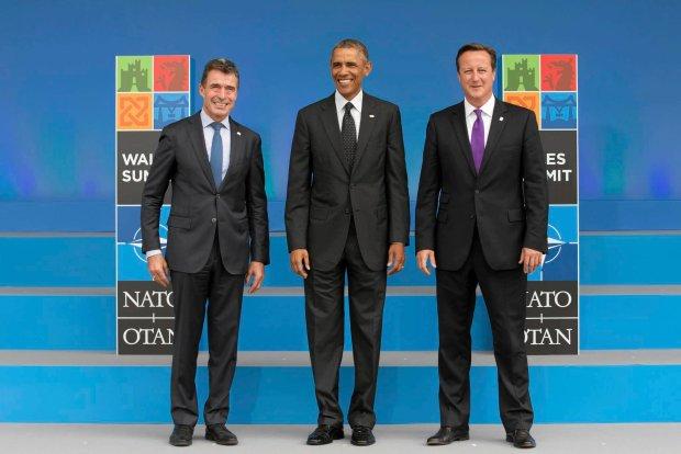 Bia�y Dom: Czo�owi przyw�dcy NATO s� za wi�kszymi sankcjami dla Rosji