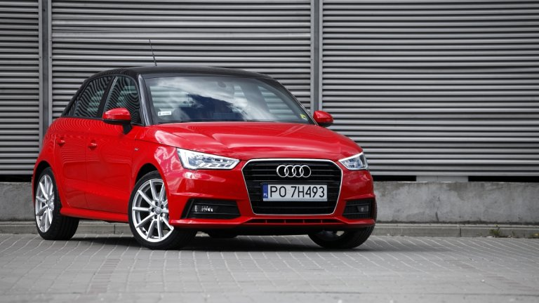 audi a1 sportback 1 4 tfsi test mieszczuch idealny. Black Bedroom Furniture Sets. Home Design Ideas