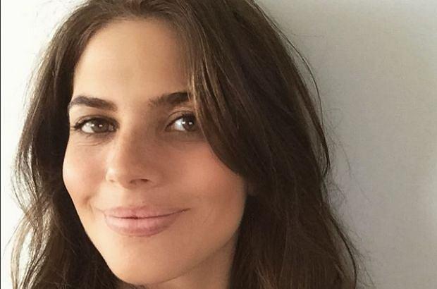 To już pewne! Weronika Rosati jest w ciąży. Najnowsze zdjęcie aktorki dodatkowo jeszcze to potwierdza.