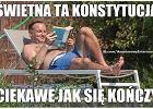 Protesty w Polsce, Andrzej Duda na urlopie, Sąd Najwyższy w rękach PiS ||