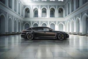 Salon Los Angeles 2014 | Porsche Panamera Exclusive Series | Takiej jeszcze nie bylo