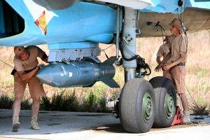 45 os�b zgin�o w rosyjskich nalotach. W�r�d nich cywile