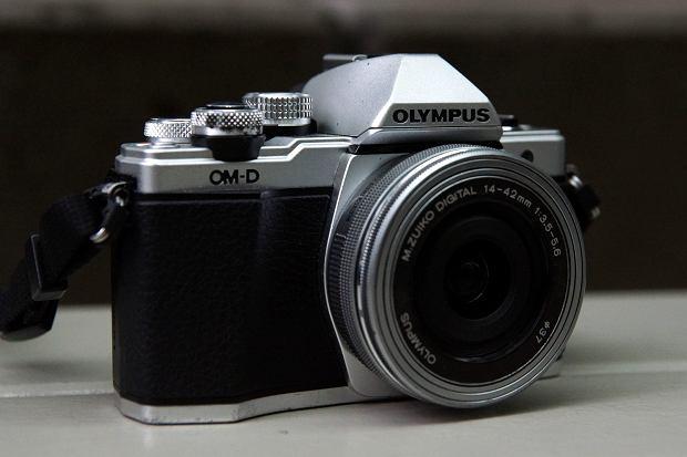 Aparat Olympus E-M5 Mark II