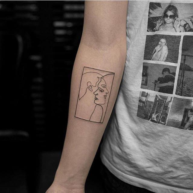 Minimalistyczne Tatuaże Które Spodobają Się Wszystkim Wielbicielom
