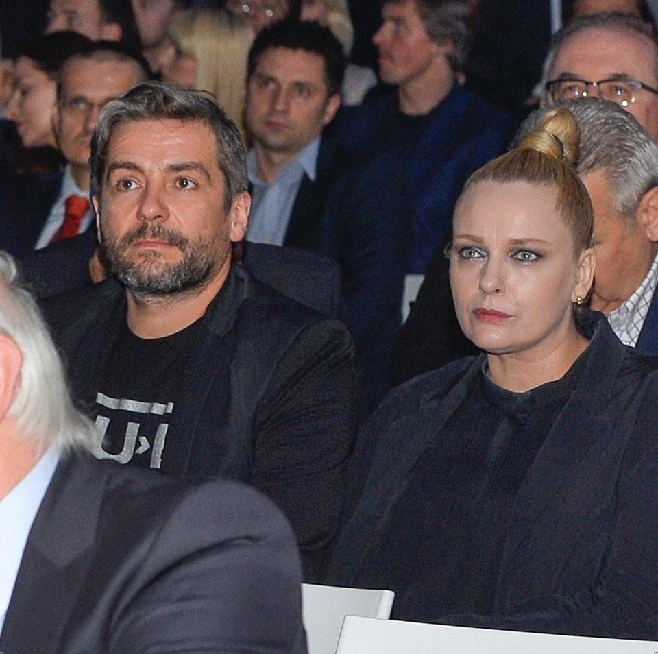 Mikołaj Krajewski Syn Katarzyny Nosowskiej Został Modelem