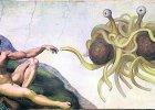 Ksi�dz Sowa: Odmawiaj�c rejestracji Ko�cio�a Lataj�cego Potwora Spaghetti, urz�dnicy unikn�li o�mieszenia si�
