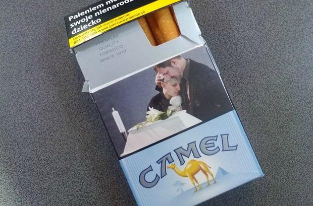 Nowe paczki papierosów straszą nie tylko rakiem. Na jednej trumienka dla nienarodzonego dziecka