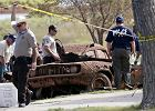 Niezwyk�e odkrycie policjant�w. Na dnie jeziora znaleziono sze�� ludzkich szkielet�w i dwa samochody