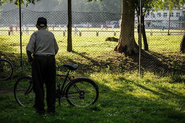 Przemek Niciejewski, fotograf futbolu znikającego [ZDJĘCIA]