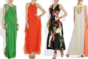 10 wymarzonych sukienek maxi z wiosenno-letnich kolekcji
