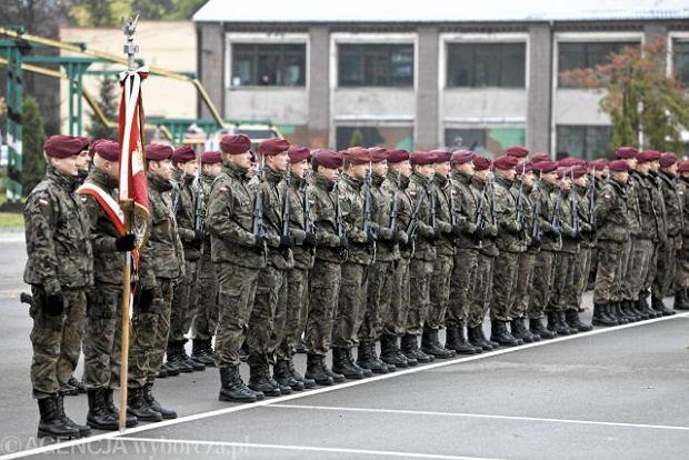 �atwiej zosta� komandosem - nowe zasady naboru i wolne etaty