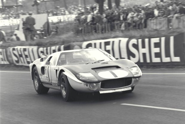 fot Ford | Ford GT40 Mark II