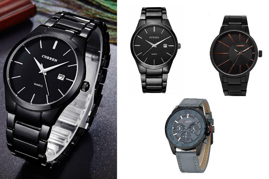 Sportowe zegarki męskie