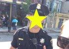 Poznajcie najprzystojniejszego policjanta na świecie. Rozkochał już w sobie całą Amerykę
