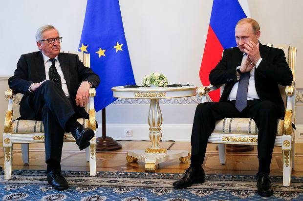 Nowe sankcje UE wobec Rosji? Merkel by chciała, Włosi kręcą nosem