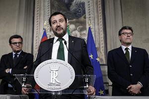 Zwolennik wyjścia Włoch z eurolandu może zostać ministrem gospodarki. Jest też nowy problem z premierem