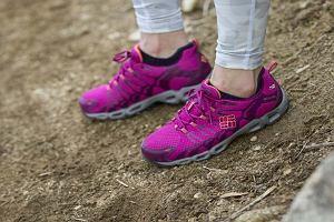 Columbia - lekkie buty trekkingowe na sezon wiosenno-letni