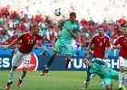 Polska - Portugalia. Ronaldo interesuje złoto, w wygrywaniu ćwierćfinałów ma wprawę