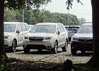 Nowy Subaru Forester bez grama kamuflażu