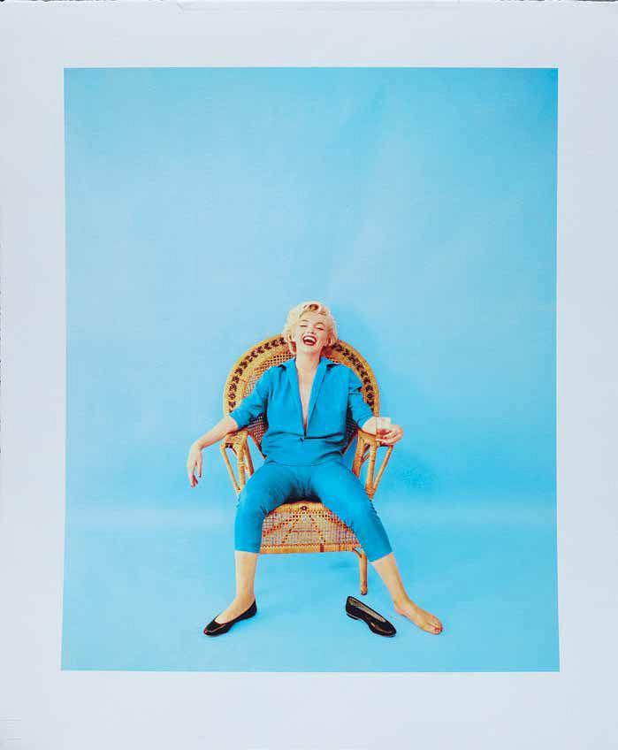Zdjęcie numer 5 w galerii - Zdjęcia Marilyn Monroe dobrem kultury polskiej. Jak Dama z gronostajem
