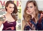 """Cara Delevingne rezygnuje z modelingu? W nowym """"Vogue"""" Brytyjka opowiada o kulisach bran�y, depresji i mi�o�ci do kobiety"""
