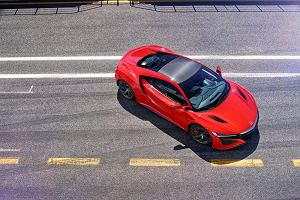 Honda NSX | Japo�ska superhybryda