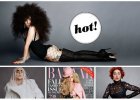 """5 r�nych fryzur Lady Gagi w """"Harper's Bazaar"""" - to pierwsza od dawna du�a sesja gwiazdy [ZDJ�CIA]"""