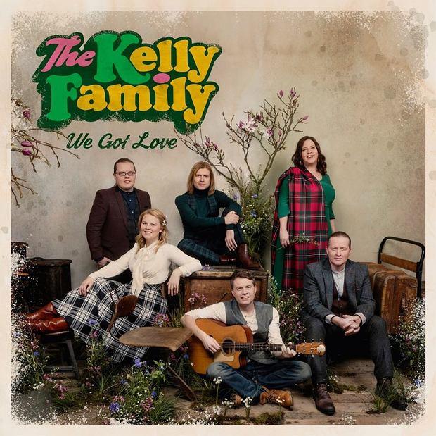 The Kelly Family nie tylko wydaje płytę, ale i zagra w Polsce! Gdzie?