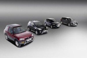 Toyota RAV4 ma już 20 lat