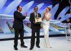 Turecki re�yser Nuri Bilge Ceylan ze Z�ot� Palm� w Cannes