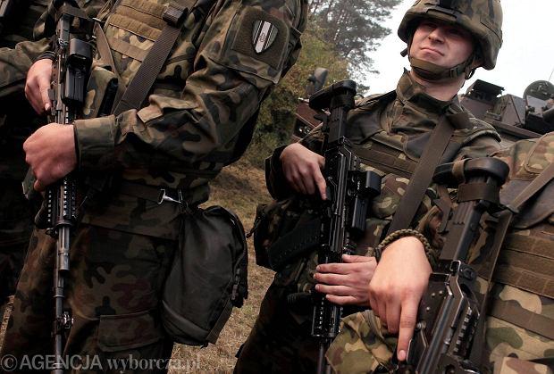 Ameryka�skie media: NATO rozwa�a rozmieszczenie dodatkowych wojsk w pobli�u granic Rosji