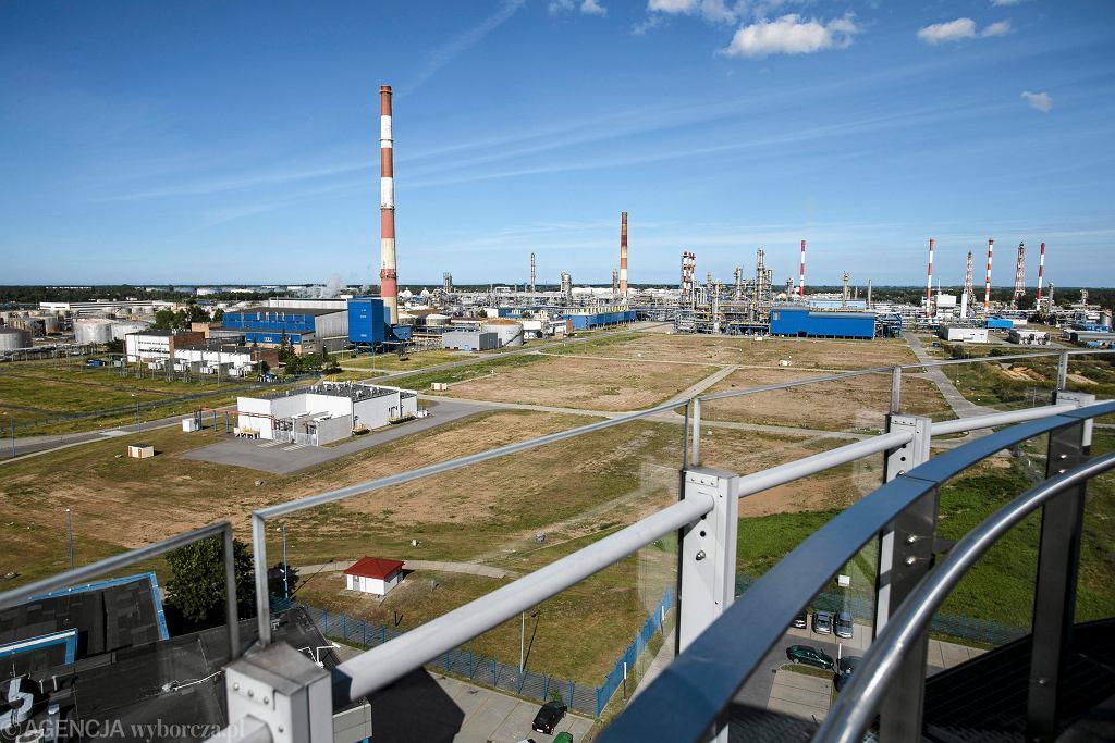 Instalacje rafineryjne LOTOS S.A.