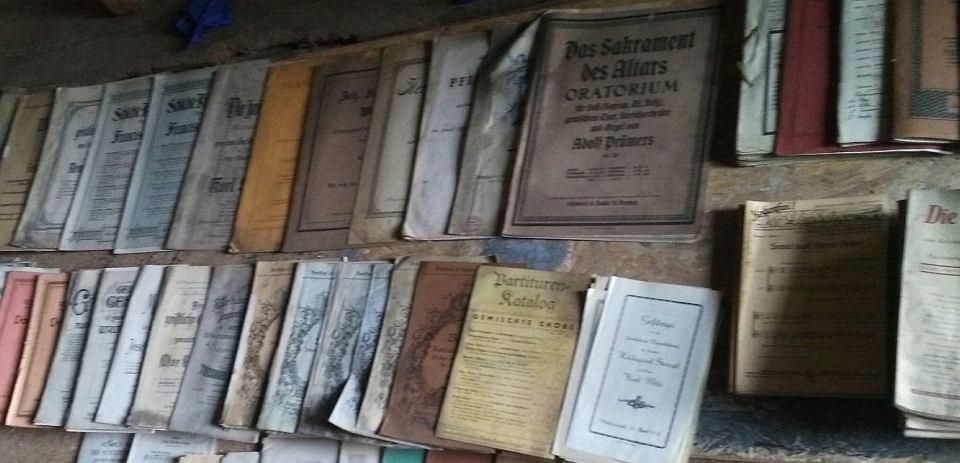 Dokumenty znalezione w Głuszycy