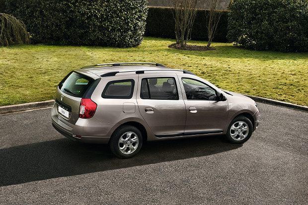 Nowa Dacia Logan MCV w salonach (ceny)