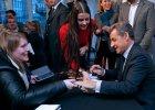 Skrucha, szpile i nadzieje - czyli przedwyborcza spowied� Sarkozy'ego