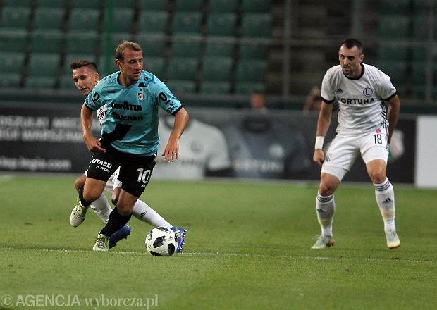 Zdjęcie numer 4 w galerii - Legia Warszawa - Dudelange 1:2. Carlitos strzelił, drużyna się skompromitowała