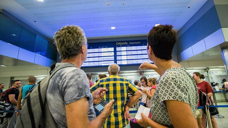 Pasażerowie skarżą się na opóźnienia pociągów