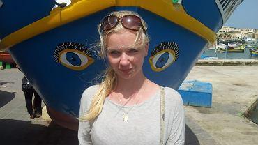 Klaudia Jankowska jest analitykiem danych w Międzynarodowej Federacji Czerwonego Krzyża