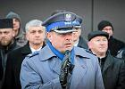 Zbigniew Maj, komendant główny policji