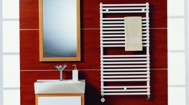 Grzejniki łazienkowe Santorini Purmo
