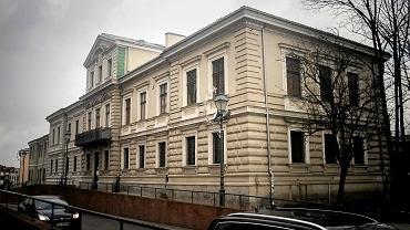 Kielce, budynek kurii diecezjalnej