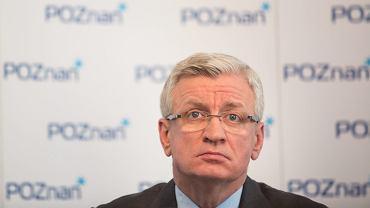 Prezydent miasta Poznania Jacek Jaśkowiak