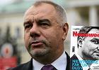 """Sasin: Publikacja """"Newsweeka"""" to kolejna odsłona wojny wytoczonej prezydentowi Dudzie przez PO"""