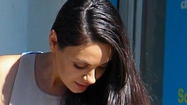 Mila Kunis z córką
