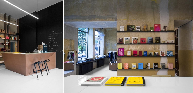 Geszeft to nowatorski sklep w Katowicach, założyli go Michał Kubieniec i Dominik Tokarski