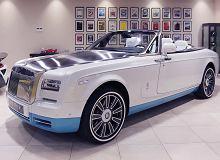 Rolls-Royce Phantom   Ostatni taki kabriolet