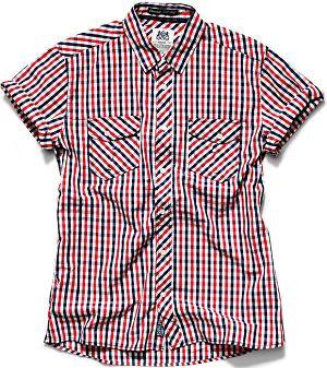 Koszule m�skie: moda w kratk�, moda m�ska, koszule m�skie, Koszula w kratk� House bawe�na, House
