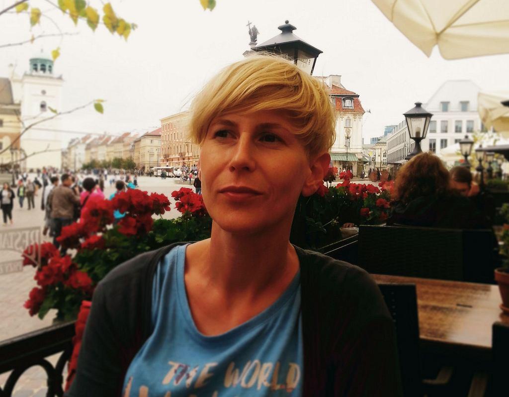Małgorzata Zalewska - nauczycielka etyki z Torunia - przekonuje: Dużo większe problemy niż aktywiści, sprawia etykom najbliższe otoczenie z dyrekcją szkół na czele (for. archiwum prywatne)