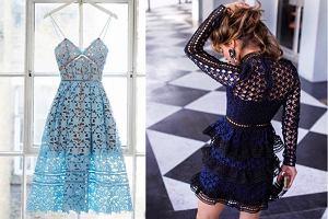 33cddf8fd9 Sukienka koronkowa na specjalne okazje - romantyczna i zmysłowa