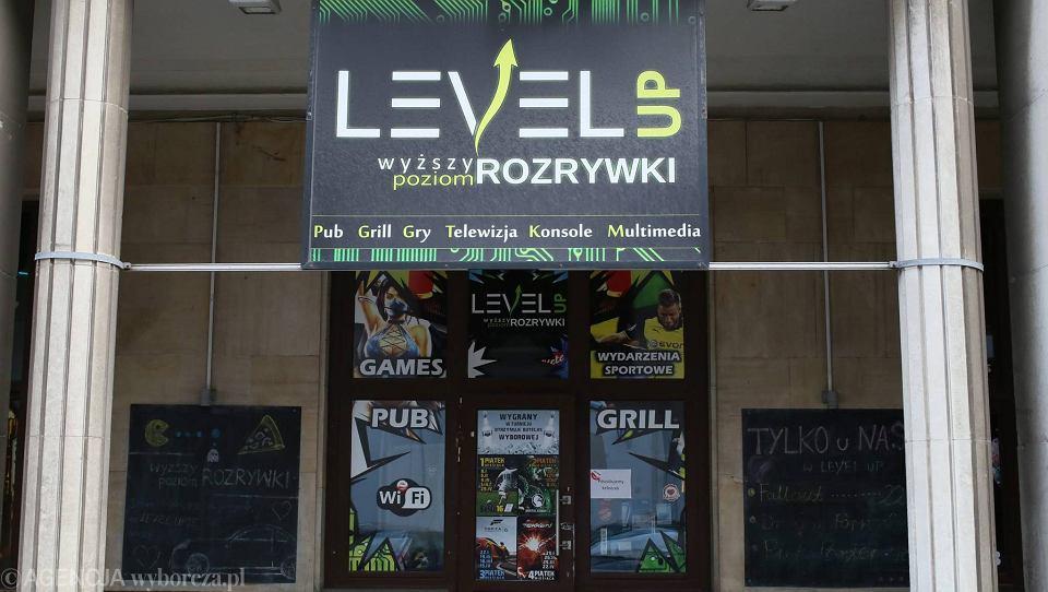 Klub Level Up przy ul. Moliera
